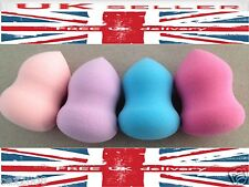 Cosmetic Beauty Makeup Blender Blending Foundation Sponge Shaped Puff UK SELLER