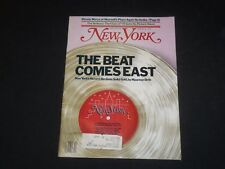1979 MARCH 26 NEW YORK MAGAZINE - THE BEAT COMES EAST - SP 3951
