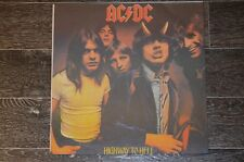 ac/dc - highway to hell lp vinyl russia rare