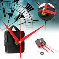 Red Hands Diy Silent Wall Quartz Clock Movement Mechanism Repair Tools Part Gift