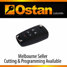 Complete Key & Remote to suit HOLDEN VF COMMODORE (Aftermarket)