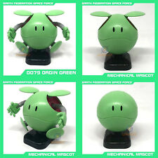 Gundam Hobby Series SD Mechanical Mascot Flash Lights HARO Model Kit Green