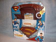Superman Fight N Fly FX Cape DC Costume Cosplay 12 sounds 2 speakers 2006 New