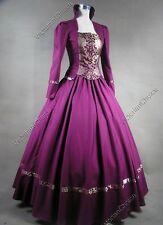 Victorian Renaissance Queen Dress Game Of Thrones Period Clothing N 111 Xl