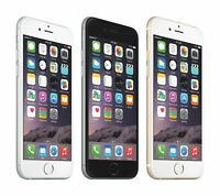 Apple iPhone 6 16GB 32GB 64GB 128GB Unlocked SIM Free Smartphone Various Grades