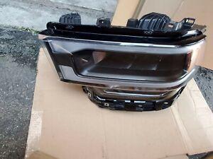 2019 2020 Dodge Ram 2500 3500 Left Led Headlight Used Oem 19 20