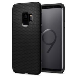 For Galaxy S9 S9 Plus   Spigen®[Liquid Air] Slim Protective Case Cover