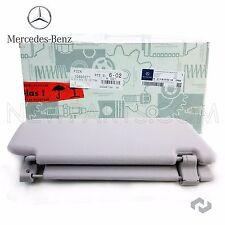 Mercedes W211 E-Class Driver Side Sun Visor Assy Gray E320 E350 E500 E550 NEW OE