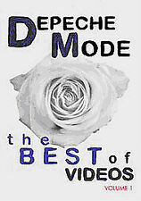 DEPECHE MODE - The Videos Singles Very Best Of Greatest Hits Collection DVD NEW