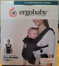 ergobaby omni 360 Baby and Toddler Harness - All Positions