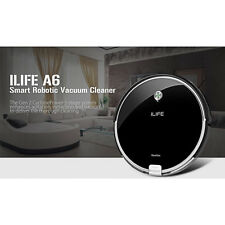 iLife A6 smart vollautomatisch Staubsauger 350 Min Reinigung Saugroboter De