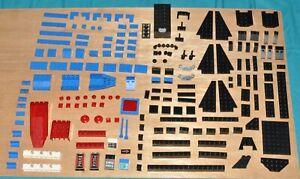 Lego 6781 SP-Striker Incomplete (Vintage Space Police 1)