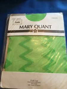 mary quant Green Tights