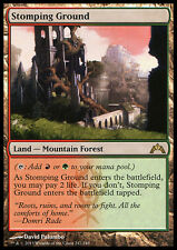 STOMPING GROUND NM mtg Gatecrash Land - Rare