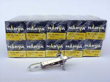 (2,20€/Einheit) 10 x NARVA® Qualität 12V H1 55W Sockel P14,5s Halogen Lampen
