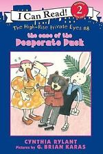 High-Rise Private Eyes #8: The Case of the Desperate Duck (I Can Read -ExLibrary