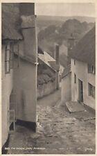 Postcard - Minehead - The Church Steps