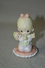 Precious Moments I Pray The Lord My Soul To Keep Girl Kneeling Figurine