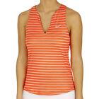 Nike Stripe Printed Pure Tank Top Camiseta Tirantes Running Training Tenis Mujer