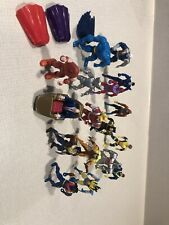 Xmen Figures Micro Die Cast Lot Of 17