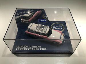 1/43 NOREV Voiture Miniature CITROËN ID BREAK Tour De France 1964