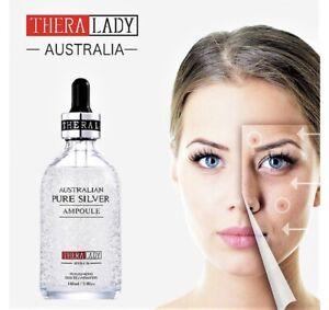 Thera Lady-24K Pure Silver Ampoule 100ml-Australia