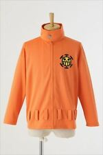 One Piece Heart Pirates Bepo Costume Wear Jersey Track Jacket Anime Cosplay
