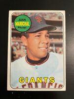 1969 Topps Juan Marichal #370 San Francisco Giants