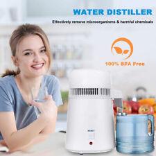 4L Wasser Destilliergerät WasserFilter Wasserdestillierer Water Distiller 1L/h