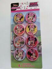 Disney Junior Minnie 8 Foam Stickers