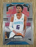 2019-20 Prizm Jalen McDaniels Prizm Rookie RC #297 Hornets 🔥 📈