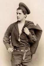 WWII  male rare PHOTO Physique beefcake Gay interest. BUY 2, GET 1 FREE