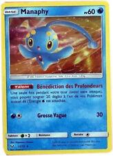 Pokemon - Manaphy  - Rare Holo - SL3.5 - 25/73 - VF Français