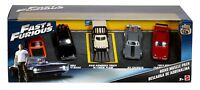 Fast And Furious Diecast Cars 5 Car Muscle Pack Kids Die Cast Vehicle Set Mattel