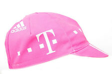 TELEKOM Retrò CICLISMO TEAM BIKE CAP-VINTAGE-attrezzi fissi-MADE IN ITALY