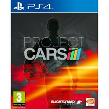Project Cars Ps4 Game - BRAND