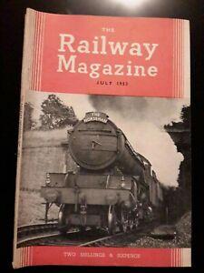 The Railway Magazine July    1953