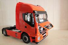 1:12 IVECO Stralis Hi-Way DELLA CASA EDITRICE Hachette Tractor Truck Diecast