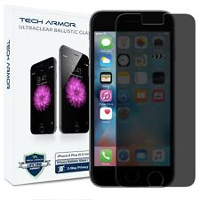 Tech Armor Privacy Ballistic Glass Screen Protector for iPhone 6Plus/6S Plus [1]