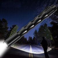 Mini Pen Pocket Protable XP-E R2 LED 1000LM Tactical Flashlight Torch Fine
