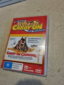Carry On Camping DVD PAL R4