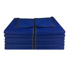 """uBoxes Pro Blankets Moving Blankets (12 Pack) 35lbs/doz 2.92lb/Ea 72"""" x 80"""""""