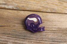 Vintage Plastic NFL Minnesota Vikings Helmet Push Pin/Thumbtack