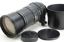 Per Nikon AF Sigma APO 135-400mm f/4, 5-5,6 D