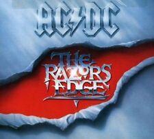 AC/DC (THE RAZOR'S EDGE REMASTERED CD - SEALED + FREE POST)