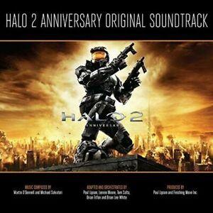 Halo 2 Anniversary Original Soundtrack [2 CD], New Music