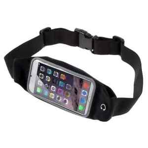 for ZTE Z999 Axon M (2018) Fanny Pack Reflective with Touch Screen Waterproof...