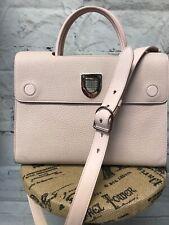 Christian  Dior Diorever Blush Handbag With Removable Shoulder Strap