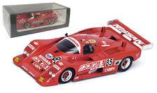 Spark S4396 Nissan 88S #85 Le Mans 1988 - Trolle/Ongais/Suzuki 1/43 Scale