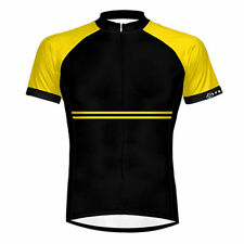 Men's Cycling Jersey Bike Bicycle Wear Short Sleeve Shirt Primal Size 2XL